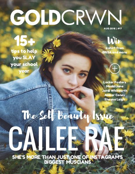 Gold Crwn Magazine AUG 2016
