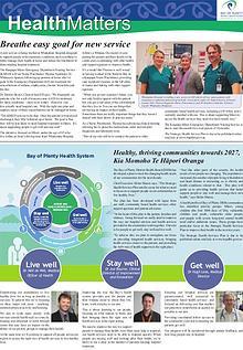 Health Matters EBOP