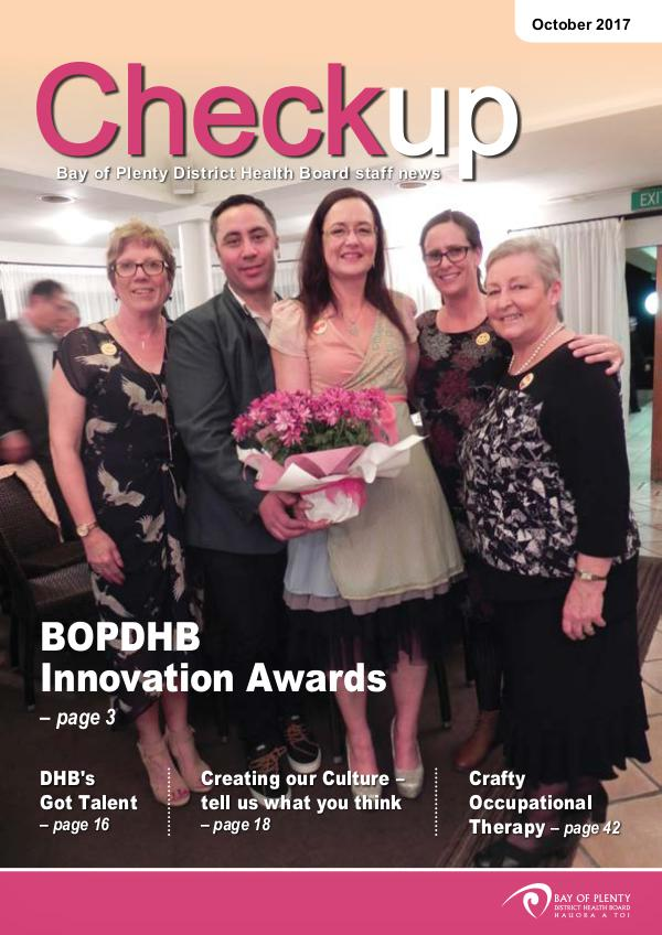 BOPDHB Checkup October 2017