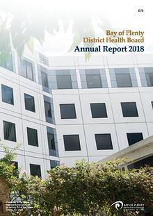 BOPDHB Annual Report 2019