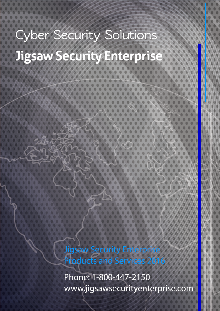 Jigsaw Security Products and Services 1