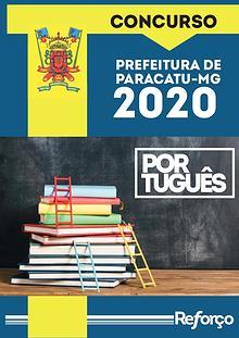 Portugues Concurso Paracatu