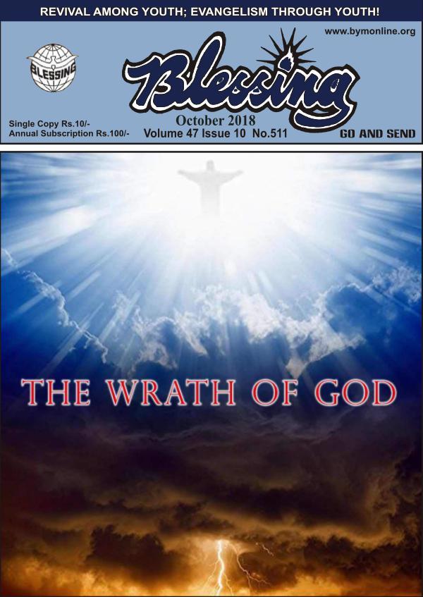 BYM ONLINE DESK Blessing English Emagazine Oct 2018