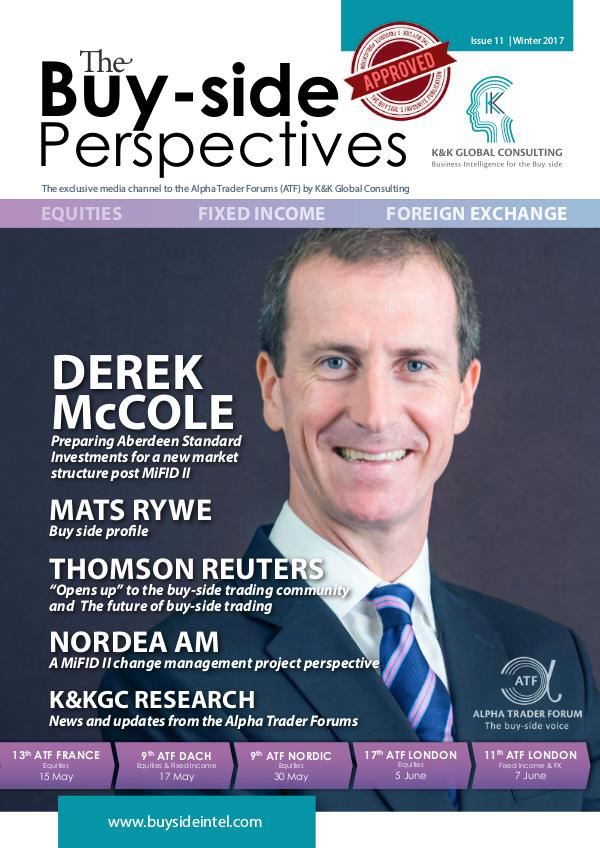 Buy-side Perspectives Issue 11