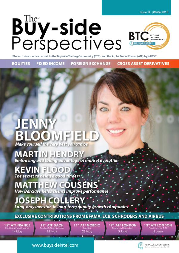Buy-side Perspectives Issue 14