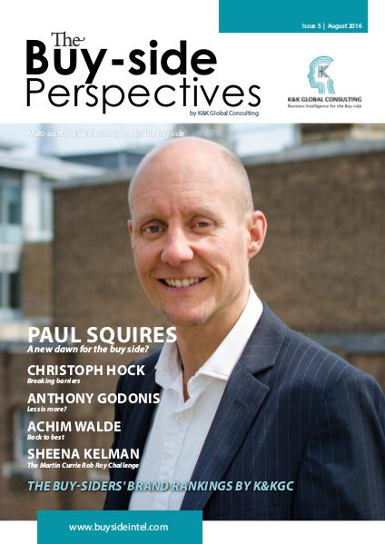 Buy-side Perspectives Issue 5