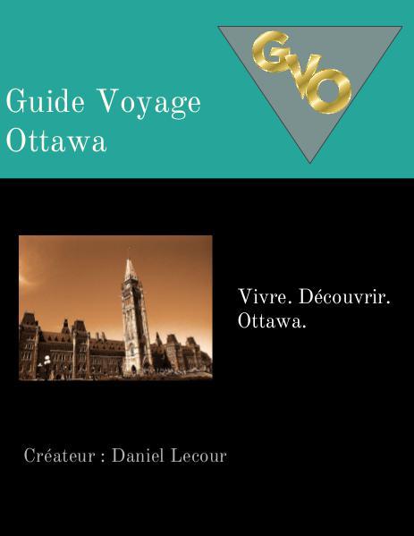 Guide Voyage Ottawa Dec. 2015