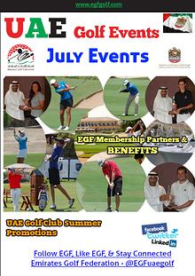 Emirates Golf Federation