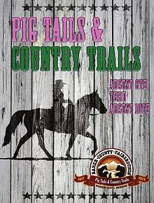 2018 Baker County Fair Premium Book