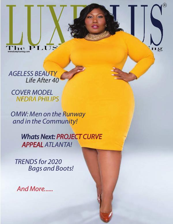 LuxePlus Magazine (The PLUS of Luxury Living) Ready4onlineviewIssue1