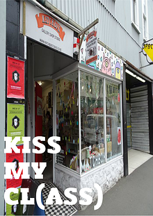 KISS MY CL(ASS)