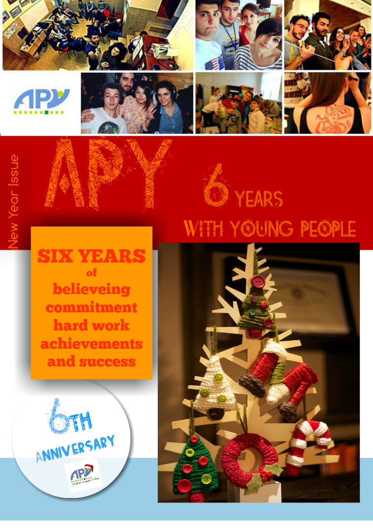APY. 6 Years with Young People