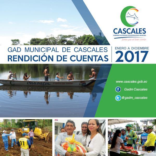 RENDICIÓN DE CUENTAS - MUNICIPIO DE CASCALES 2017 RC_2017_PERIODICO_WEB [1]