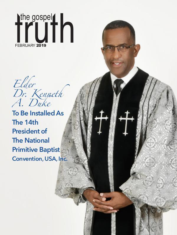 The Gospel Truth Magazine February 2019