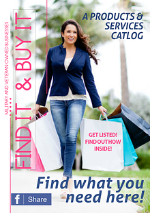 Find It Buy It Products & Services Catalog