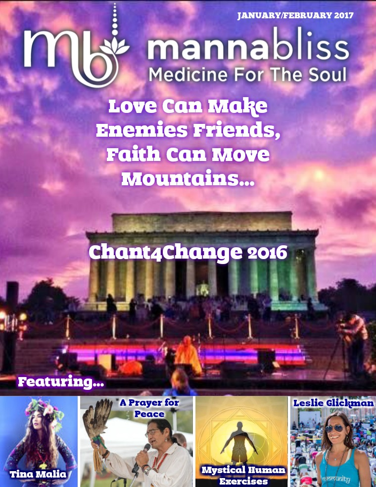 mannabliss Medicine for the Soul January/February 2017