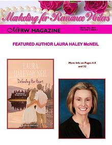 Marketing for Romance Writers Magazine Jan, 2018 Volume 1, Issue 1