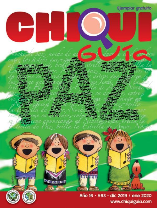 ChiquiGuía 93 ChiquiGuia 93