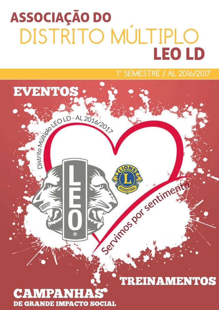 Associação Distrito Múltiplo LEO LD Associação do Distrito Múltiplo LEO LD AL 16/17