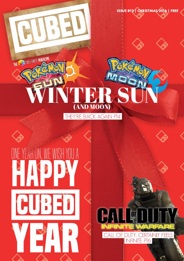 Cubed Issue #12, Christmas Special