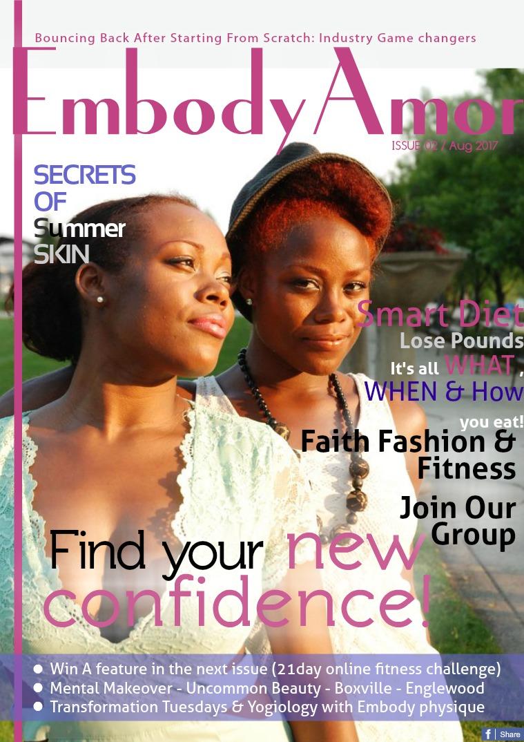 Embody Amor Embody Amor Issue 2