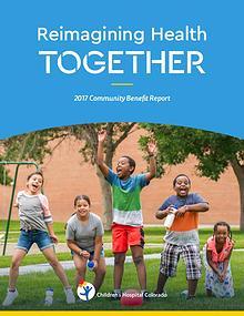 2017 Community Benefit Report