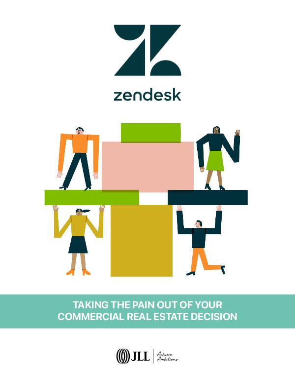JLL + Zendesk JLL + Zendesk RFP_FINAL