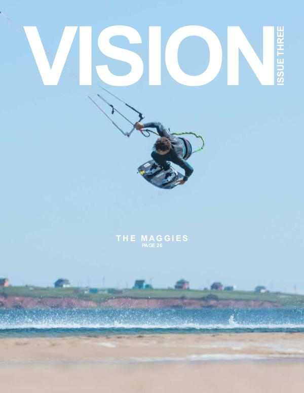 Vision Kiteboarding Magazine Issue Three