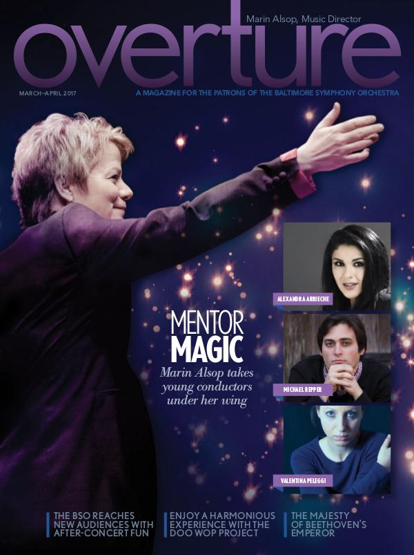 Overture Magazine: 2016-2017 Season March-April 2017