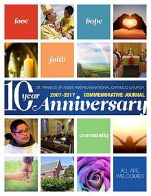 St. Francis 10 Year Anniversary