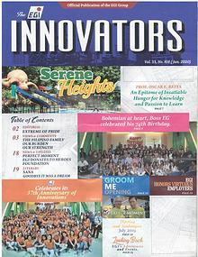 Egi innovators