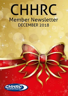 December 2018 CHHRC News
