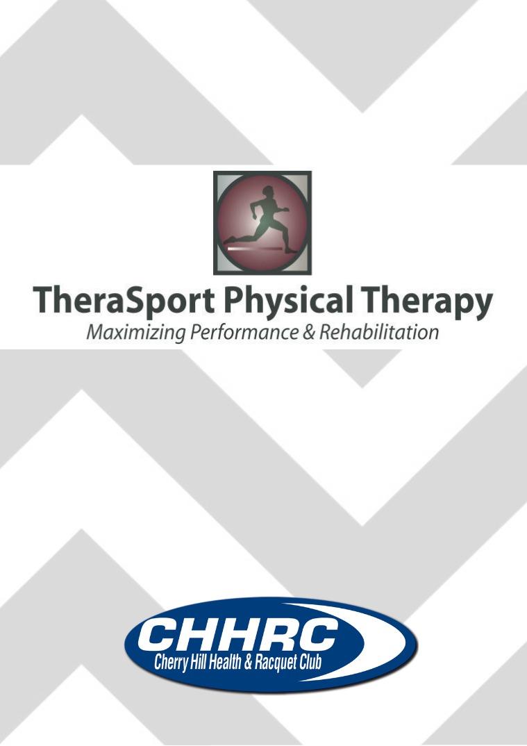 Therasport TheraSport Newsletter