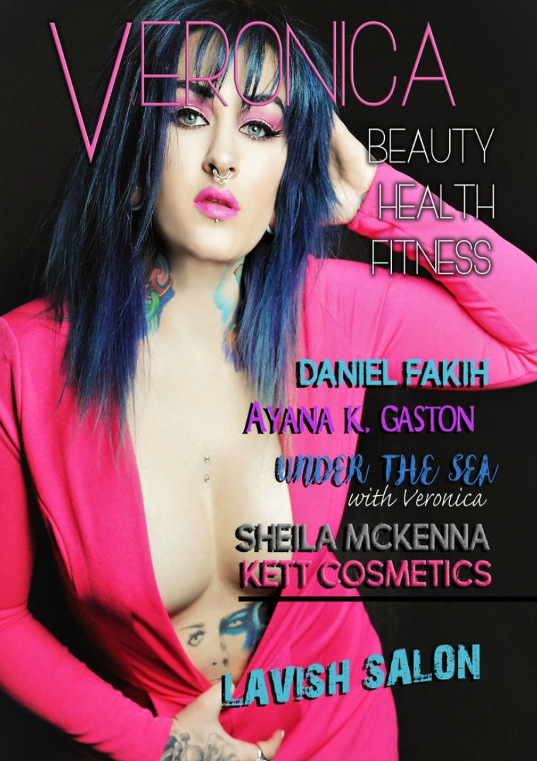 Veronica Beauty & Health Issue Veronica Beauty & Health