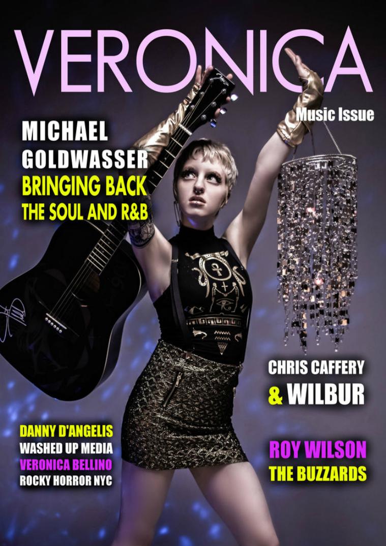 Veronica Music Issue Veronica Music Issue