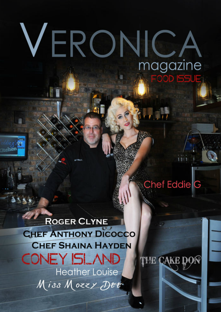Veronica Food & Drink Issue Veronica Food & Drink Issue