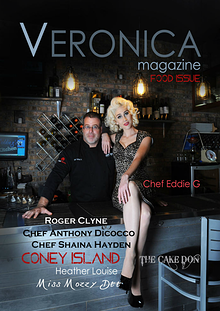 Veronica Food & Drink Issue