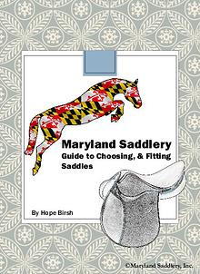 Maryland Saddlery's Guide to Choosing and Fitting Saddles