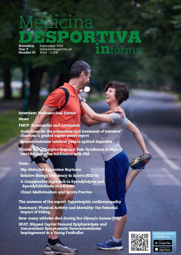 Revista de Medicina Desportiva (English) September 2018