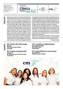 Newsletter Clínica Médica da Foz
