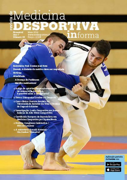 Revista de Medicina Desportiva Informa Maio 2016
