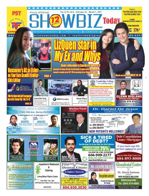 Philippine Showbiz Today Vol 12 No 4