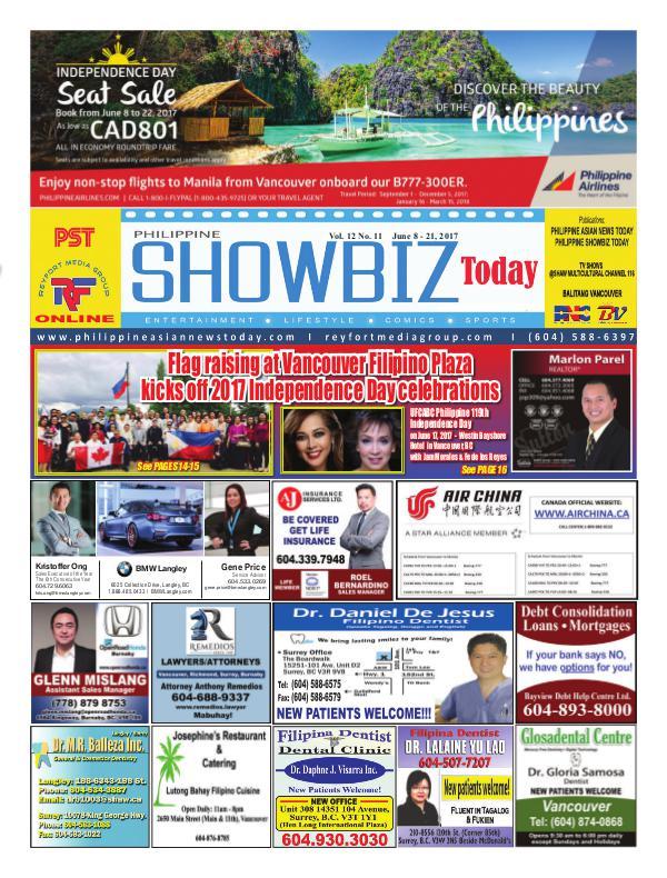 Philippine Showbiz Today Vol 12 No 11