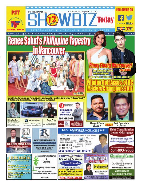 Philippine Showbiz Today pstVol12No15