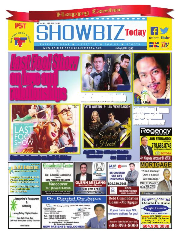 Philippine Showbiz Today Vol 14 No 8