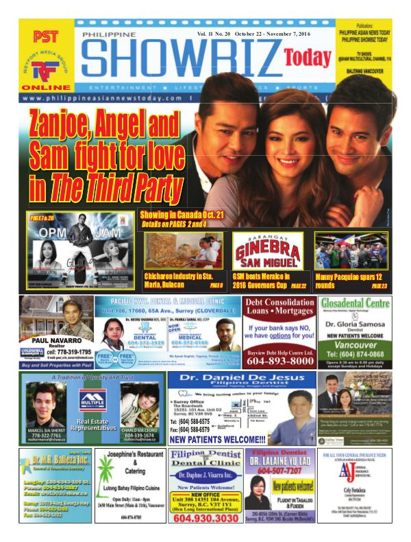 Philippine Showbiz Today Vol 11 No 20