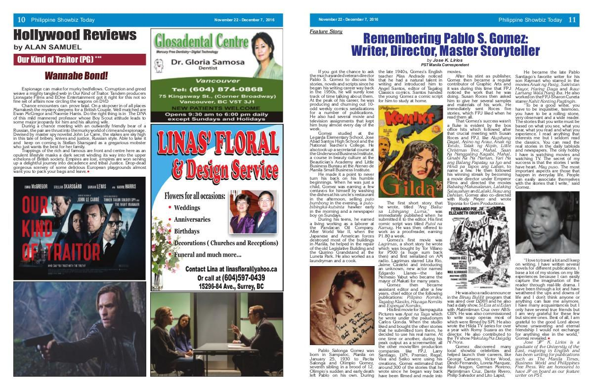 Philippine Showbiz Today Vol11 No 22 - Page 11