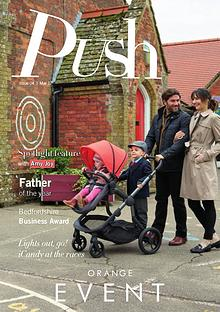 PUSH Magazine: Issue 4