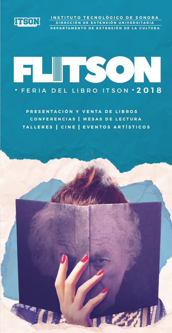 FLITSON 2018 - Programa General PROG General FLITSON 18