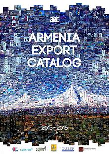 Armenia Export Catalog